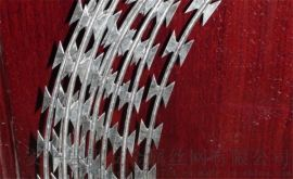 監獄防護網、帶刺防盜鐵絲網、蛇腹刺網