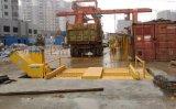 惠州建筑工程洗车槽洗车机,建筑工地洗轮机洗车台
