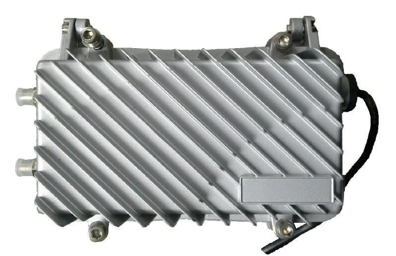 野外型2路AGC光接收机, AGC,输出电平100dBuV