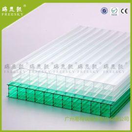 pc阳光板耐力板批发 耐力温室透明阳光板厂家 透明耐力板加工