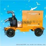 咏晟柴油机离心泵 排污用离心泵 通用水泵机组