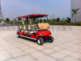 鑫躍6座電動觀光車XY-C4+2