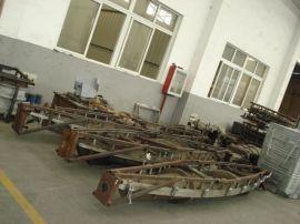铝合金滚塑皮划艇模具
