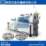 森永机械变压器铁芯卷绕机定制 东莞硅钢铁芯机