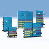 上海物料整理架 独立型/移动型挂板物料整理架工具架挂板方孔挂板