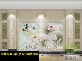 江西撫州大理石藝術電視牆廠家定制促銷