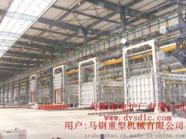 [廠家直供]全纖維節能型 :臺車爐 電阻爐