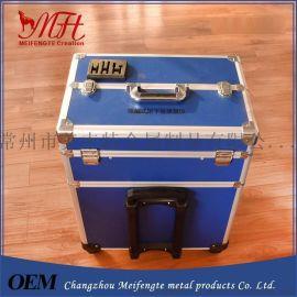 醫療器械儀器箱專用  常州武進美豐特箱包廠 鋁制醫療運輸箱鋁箱