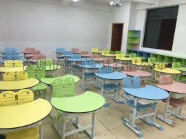 深圳KZY001單人升降課桌椅廠家