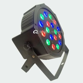 擎田灯光 QT-P9塑料帕灯,扁帕灯,塑料帕灯, 三合一 四合一塑料帕灯,三合一 四合一塑料帕灯,四合一塑料帕灯,  RGB帕灯, 铸铝帕灯