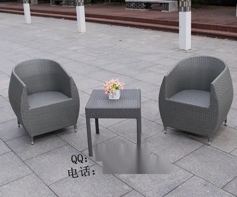 户外家具编藤桌椅 编藤家具厂家直销