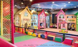 奇乐尼淘气堡儿童乐园加盟-室内亲子游乐场设备设施 大型游乐场加盟