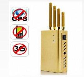 手机信号屏蔽器,土豪金色可单独开关wifi屏蔽