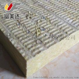 屋面岩棉板生产厂家外墙隔音防火岩棉板