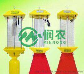GT-TSCD立杆式太陽能殺蟲燈