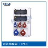 科海优质工业用防水插座箱