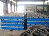 信誉度高的平台厂家分享铸铁测量平台进行清砂