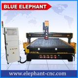 蓝象 2040 数控雕刻机 排式自动换刀 台湾台达变频器 红外线感应光栅 安全可靠