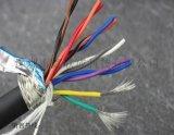 12芯0.2平方TRVSP6*2*0.2高柔性双绞屏蔽拖链电缆