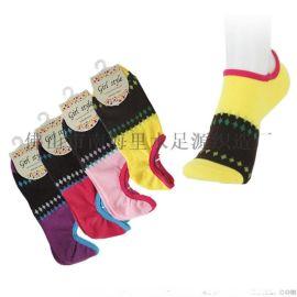 船袜 可爱条纹袜子 纯棉情侣短袜 春夏全棉女船袜 女袜子批发