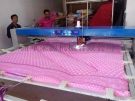 家用花型棉被套被机哪里卖    专业生产花型绗缝机价格