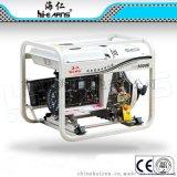 出口3KW开架柴油发电机,低价整柜柴油发电机,6**配柴油发电机