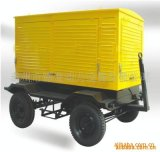 厂价直销50KW移动电站、移动拖车、拖车电站