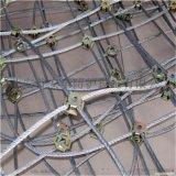 安首菱形边坡防护网实体生产厂家