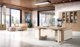 現代簡約風格辦公桌,質保5年,免費維護