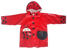 儿童PU雨衣 (SUC50010)
