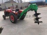 汽油植樹挖坑機廠家 手提鑽坑機 輕便式挖窩機 大功率