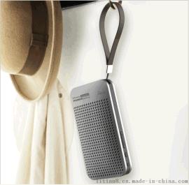 2016年新款便攜式藍牙音箱移動電源 商務禮品定制