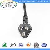 苏州厂家生产国标3插3芯插头CCC认证三角插头