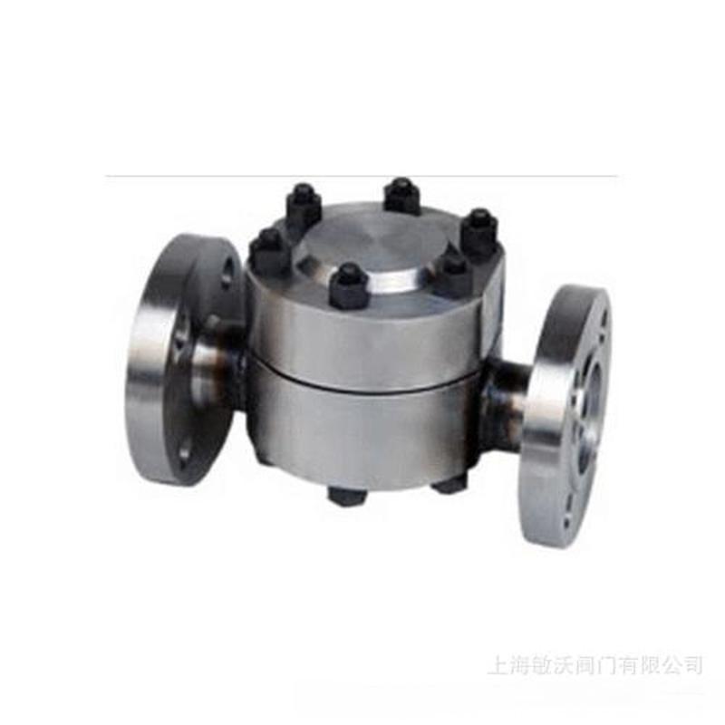 高温高压热动力圆盘式蒸汽疏水阀-hrw150图片