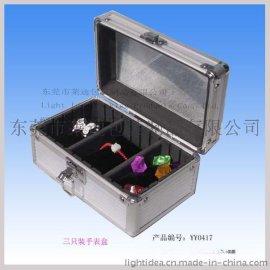 東莞YY0417三格表盒 三入表盒 三位鋁制表盒