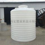 钧宏5吨双氧水储罐  5立方盐酸储罐