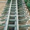 PVC草坪花坛塑钢护栏