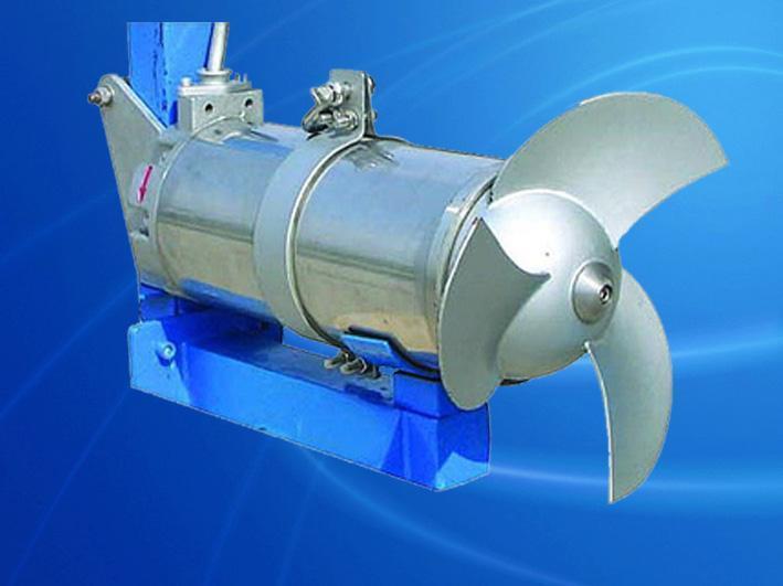 潜水搅拌机 (QJB1.5/8-400/3-740)