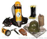 DFX消防员装备, 消防装备, 船用消防员装备带CCS船检证书和EC证书