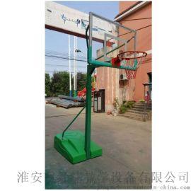 2017新款篮球架 休闲篮球架 青少年篮球架 大篮球架 配钢化玻璃