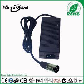 12.6V4A鋰電池充電器 美規UL認證 12.6V4A無人機鋰電池充電器