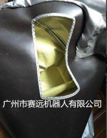 法那科安川ABB喷涂机器人防护服 罩衣