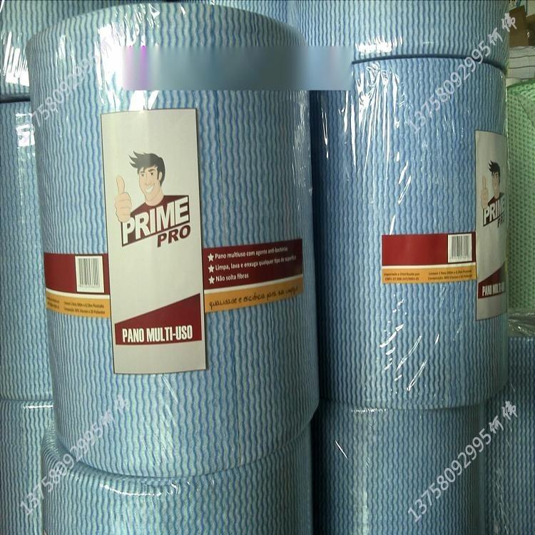 多种材质无纺布抹布类打断卷生产厂家,新价供应多规格无纺布抹布类打断卷,餐巾抹布,茶巾抹布卷,白色,印花都有