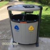 舒纳和WDF01高档小区垃圾桶|户外特色垃圾桶