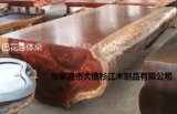 巴花连体大板 巴花家具 原木大板 红木工艺品