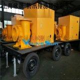 康明斯拖车抽水机 柴油机水泵