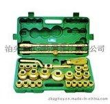 中安防爆器材生产铜质成套盒装套筒,套筒头