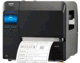 SATO CL6NX新一代通用型智能条码打印机,6.5英寸宽幅,3.5寸全彩LCD显示屏多国语言