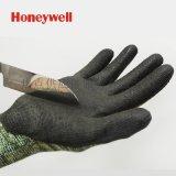 霍尼韦尔PU高性能复合材质5级防割手套抗撕裂劳保手套2232523CN 8码/9码
