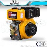 6马力风冷柴油机,3000转或3600转高转速柴油机,螺纹轴25mm风冷柴油机批发价